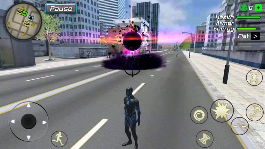 黑洞英雄:拉斯维加斯飞侠截图2