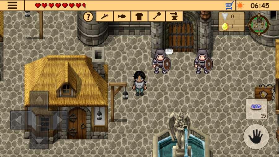 生存RPG3:失落时空截图3