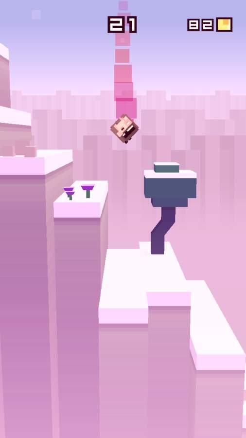 跳跃峡谷截图1