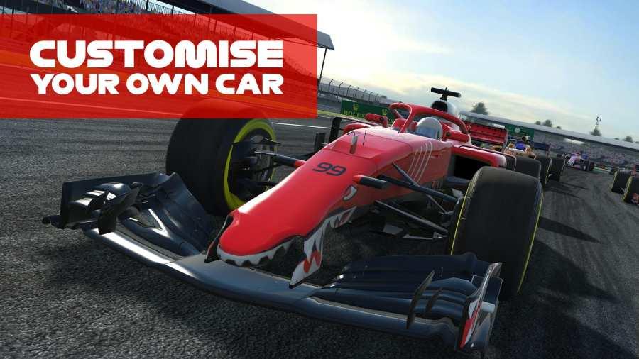 F1赛车 移动版