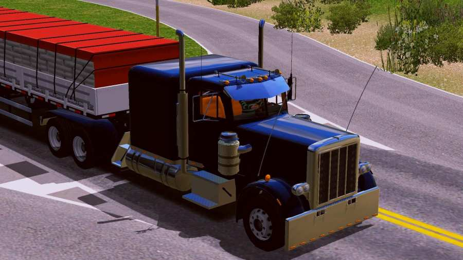 世界卡车驾驶模拟器截图1