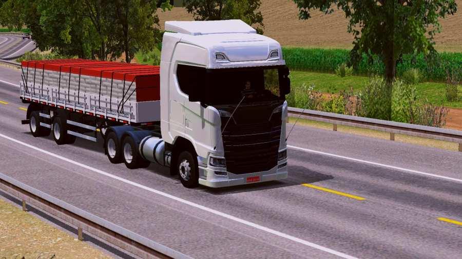 世界卡车驾驶模拟器截图2