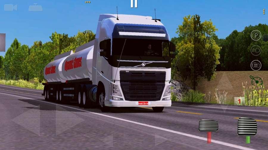 世界卡车驾驶模拟器截图3
