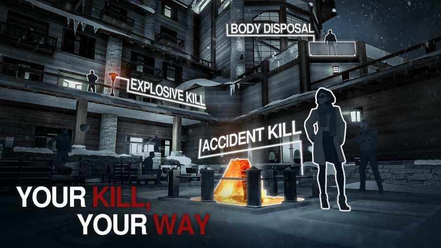 杀手狙击2:刺客世界 测试版截图3