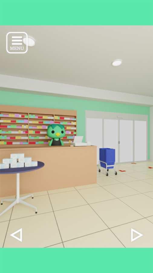 逃脱游戏:药店截图3