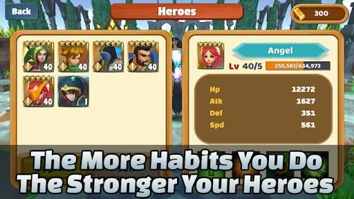 Kingelf Habit RPG - Daily Quest Habit Tracke截图2