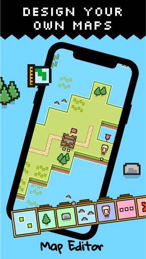 陆地与城堡截图2