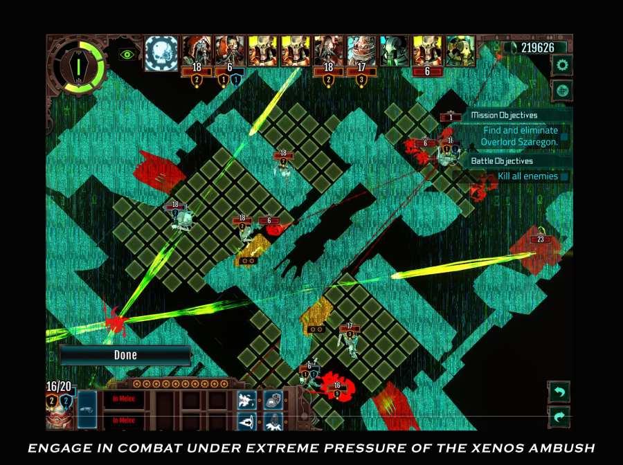 战锤40K:机械神教截图3