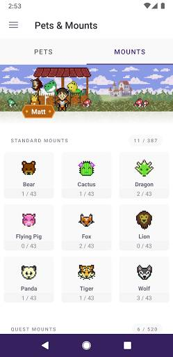 Habitica: Gamify Your Tasks截图3
