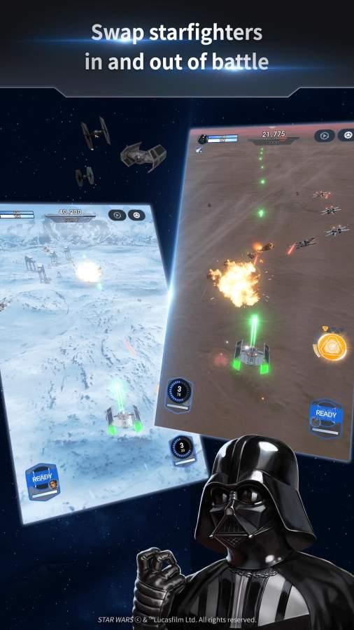 星球大战:星际战机任务截图5