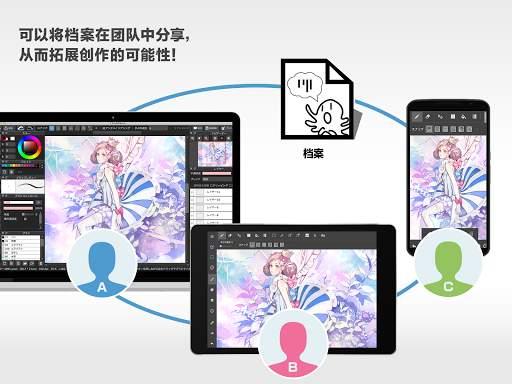 MediBang Paint截图4