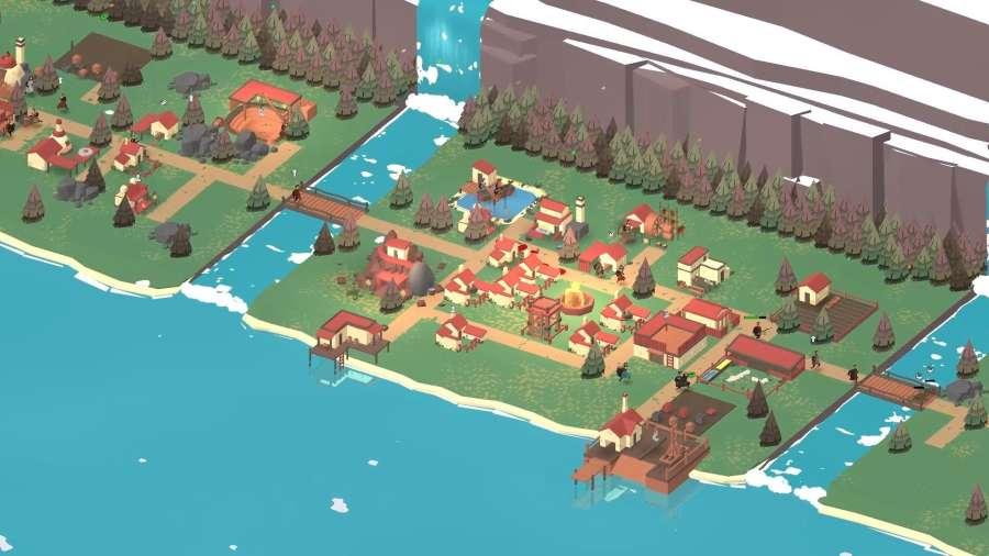 篝火2:未知海岸截图2