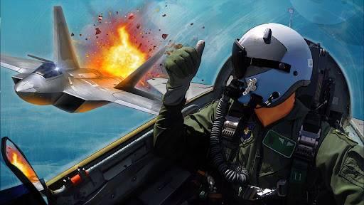 王牌战斗机:空战截图0