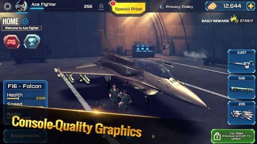 王牌战斗机:空战截图1