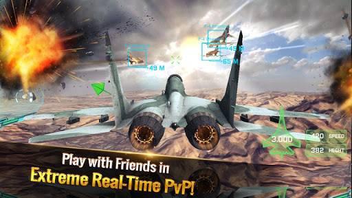 王牌战斗机:空战截图2