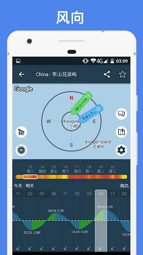 Windy.app台风地图,风力和天气预测专家和运动员截图2