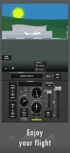 飞行模拟器2D截图2