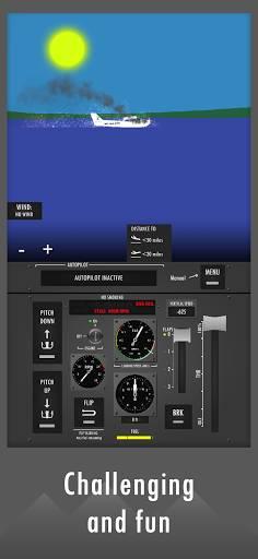 飞行模拟器2D截图4
