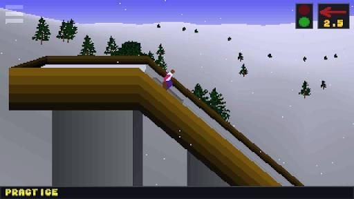 豪华滑雪跳跃2