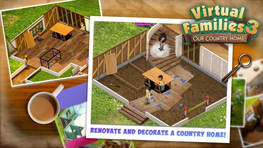 虚拟家庭3截图1