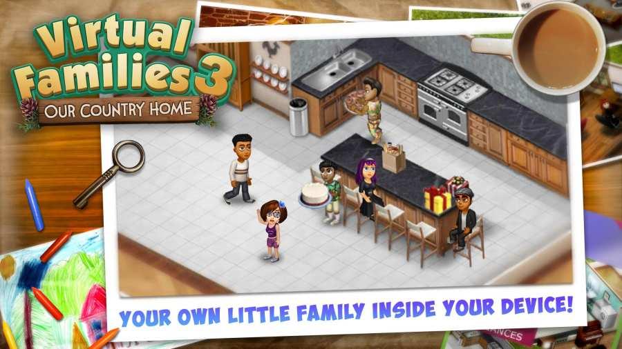 虚拟家庭3截图3
