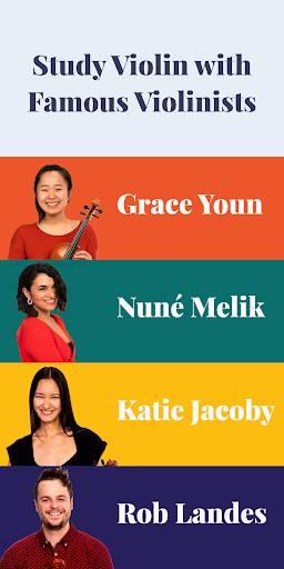 Violin by Trala – Learn violin截图2