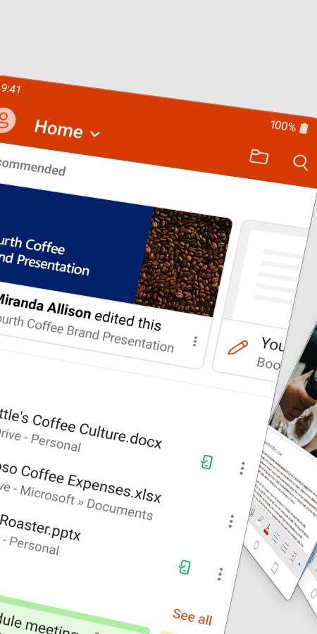 Microsoft Office:Word、Excel、PowerPoint 等截图1