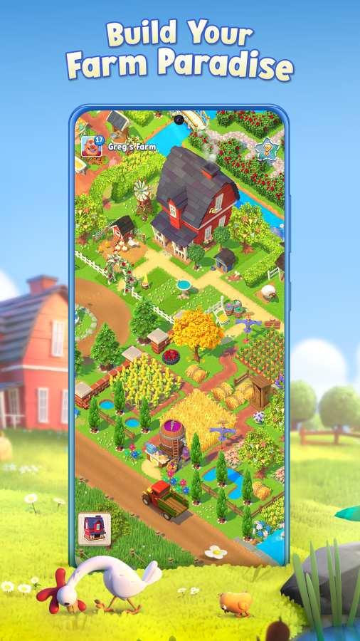 卡通农场Pop截图2
