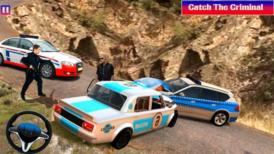 越野警车驾驶模拟器
