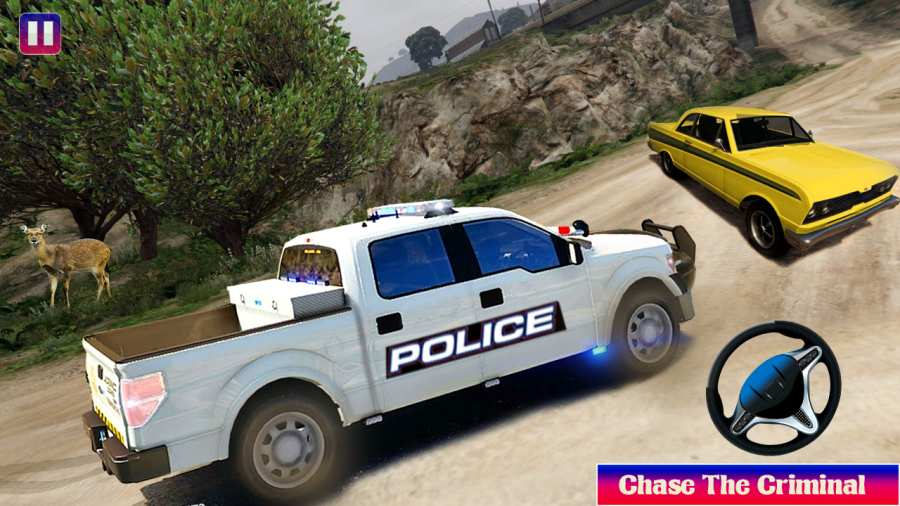 越野警车驾驶模拟器截图2