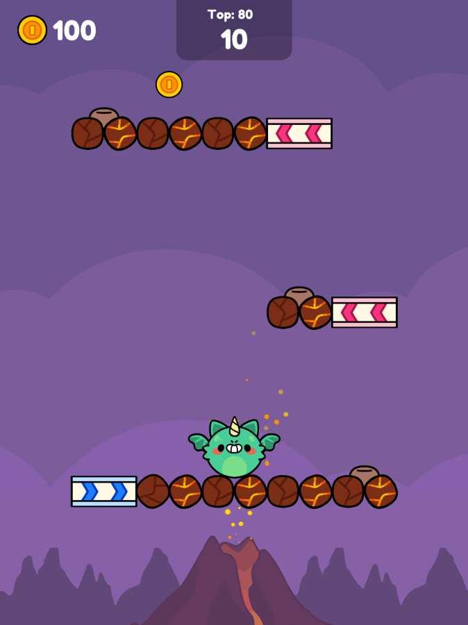 猴子滾動:可愛攀爬截圖1