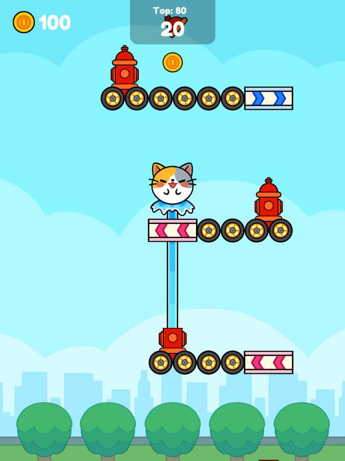 猴子滾動:可愛攀爬截圖2