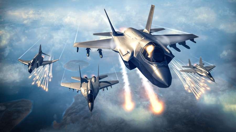 空战截图0