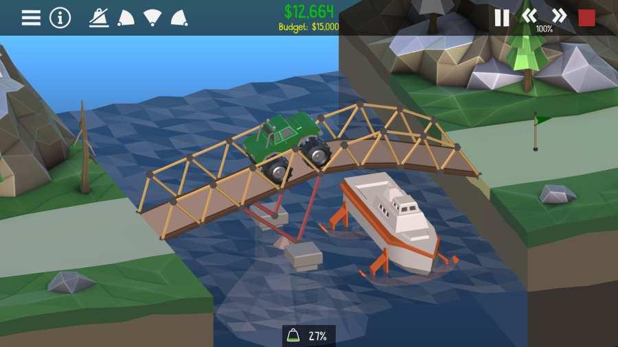 桥梁构造者2截图1