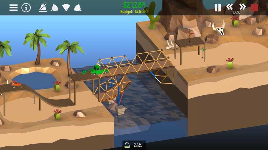 桥梁构造者2截图2