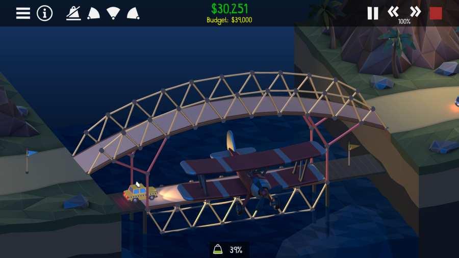 桥梁构造者2截图3