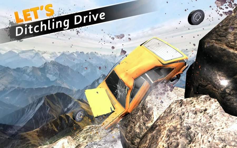 车祸测试模拟器3d:死亡飞跃截图6