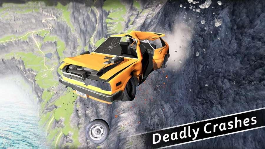 车祸测试模拟器3d:死亡飞跃截图7