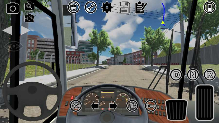 宇通巴士模拟:道路截图3