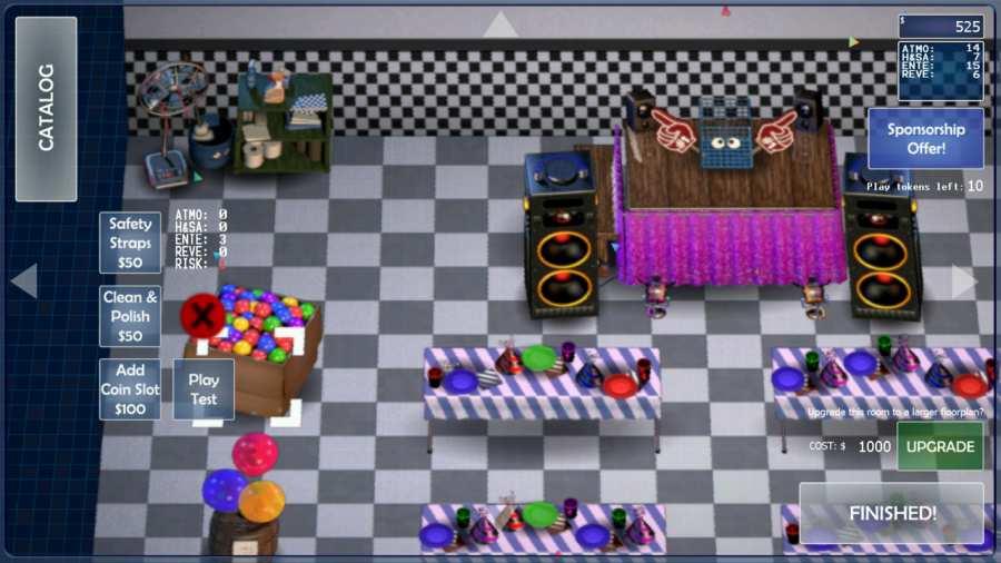 玩具熊的模拟披萨店截图4