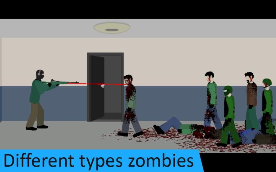 平面僵尸:防御截图2