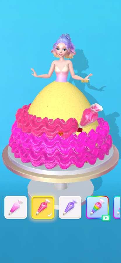 蛋糕小姐姐截图0