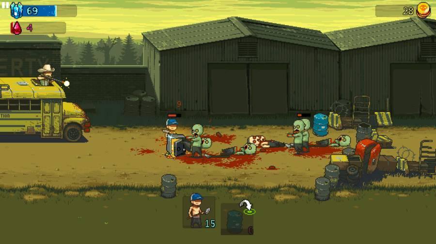 死亡突围:僵尸战争截图2