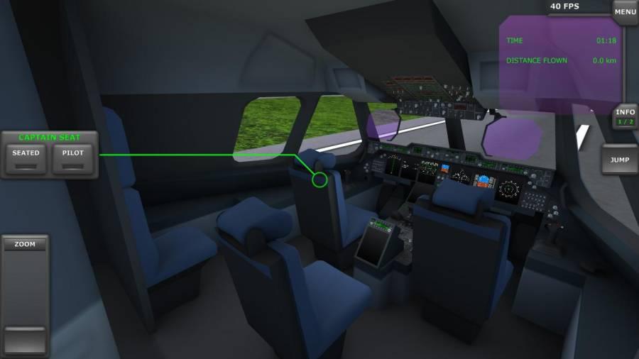 涡轮螺旋桨飞机模拟器截图2