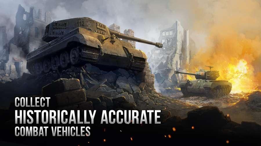 装甲时代:坦克战争