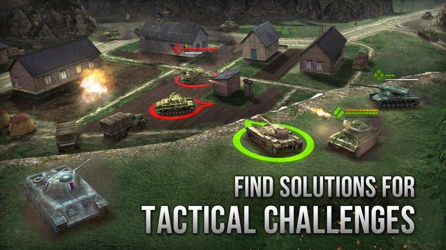 装甲时代:坦克战争截图1