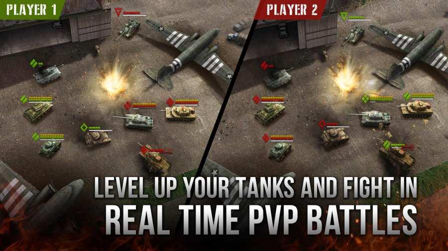 装甲时代:坦克战争截图3