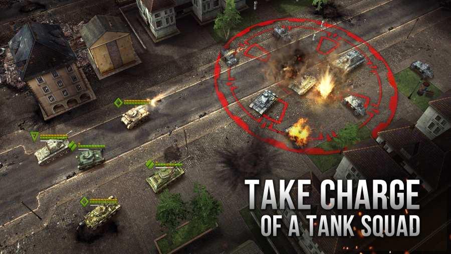 装甲时代:坦克战争截图4