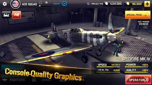 王牌中队:二战空中冲突截图0