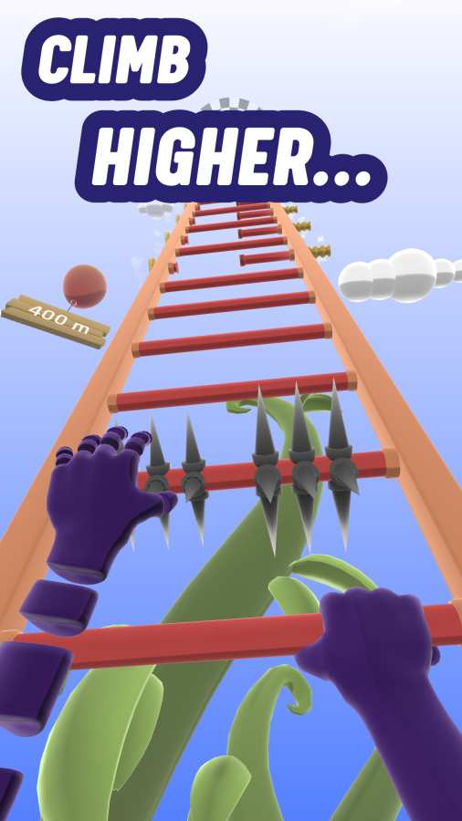 爬梯子截图0